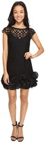 Jessica Simpson Ruffle Bottom Dress Women's Dress