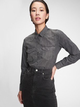 Gap Classic Western Shirt