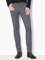 John Varvatos Chelsea Cotton Stretch Jean