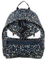 Fendi Monster Confetti Backpack