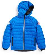 Canada Goose Toddler Sherwood Hooded Packable Jacket