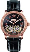 Ingersoll Men's IN1818RBK Austin Fine Automatic Timepiece Rose Gold Case Watch