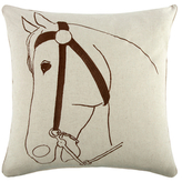 Thomas Paul Thoroughbred Pillow