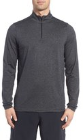 Under Armour Men's Power Quarter Zip Performance Top