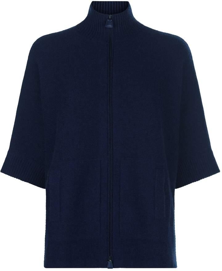 Akris Cashmere Oversized Cardigan