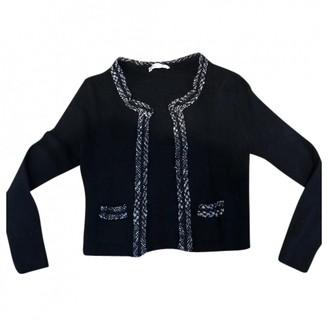 Paule Ka Black Wool Knitwear for Women