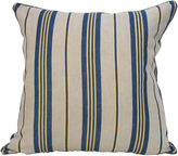 One Kings Lane Vintage French Ticking Stripe Pillow