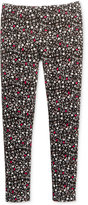 Epic Threads Mix and Match Floral-Print Leggings, Toddler Girls (2T-5T), Created for Macy's