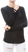 Helmut Lang Detached Cuff Long Sleeve Tee