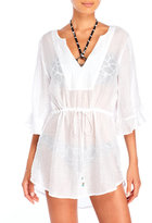 Hawaiian Tropic Drawstring Cover-Up
