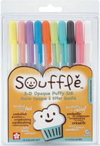 Asstd National Brand Gelly Roll Souffle Opaque Ink Pens - 10 Pack