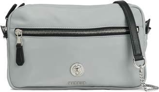 Versace Embellished Shell Shoulder Bag