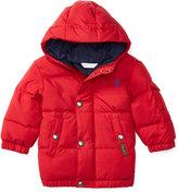 Ralph Lauren Boys' Hooded Jacket