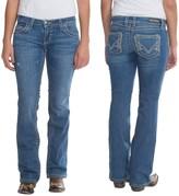 Wrangler Rock 47 Ultra Low Rise Jeans (For Women)
