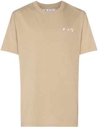 Off-White x Browns 50 cotton T-shirt