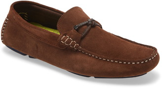Ted Baker Cotton Driving Shoe
