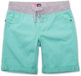 Lee Classic Fit Knit Bermuda Shorts - Big Kid Girls