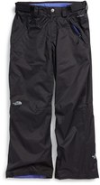 The North Face Girl's 'Snowquest' Triclimate Waterproof Snowsports Pants