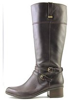 Bandolino Women's Carlotta Wide Calf Knee-High Riding Boots, Brown, Size 6.5