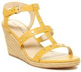 Via Spiga Indya Studded Wedge Sandal