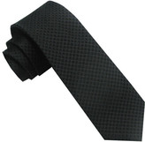 Haggar Woven Solid Texture Tie