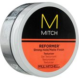 Paul Mitchell Men by Mitch Reformer Strong Hold/Matte Finish Texturizer for Men, 3 Ounce