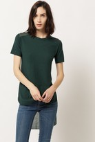 Azalea Short Sleeve High Low Tee