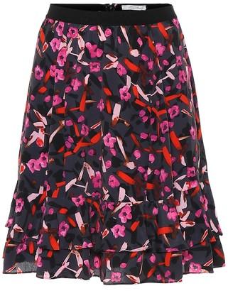 Dorothee Schumacher Abstract Flowering floral miniskirt