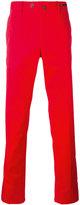 Pt01 slim-fit trousers - men - Cotton/Spandex/Elastane - 46