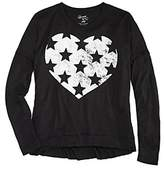 Flowers by Zoe Girls' Heart & Stars Tee - Big Kid