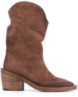 Marsèll Slouchy Cowboy Boots