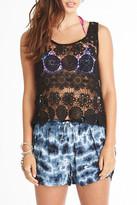 Gypsy 05 Gypsy05 Crocheted Lace Tank