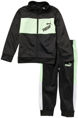 Puma Jacket & Pants Track Set