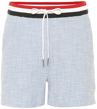 Thom Browne Tweed shorts