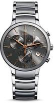 Rado Centrix XL Quartz Chronograph Stainless Steel Watch, 44mm