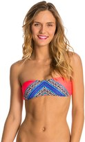 Rip Curl Swimwear Gypsy Queen Bandeau Bikini Top 8113467