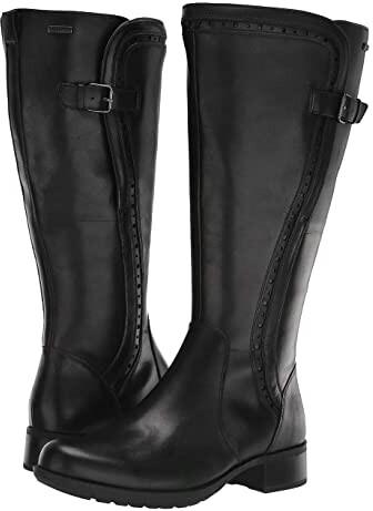 Womens Wide Calf Waterproof Boots