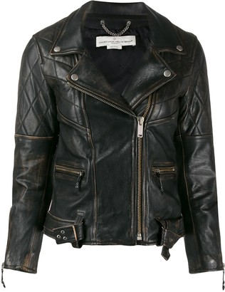 Golden Goose Slim-Fit Biker Jacket