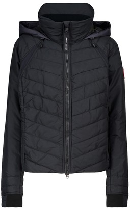Canada Goose HyBridge quilted down jacket
