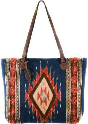 Mz Fair Trade MZ Fair Trade Tribal Diamond Wool Tote - Women's