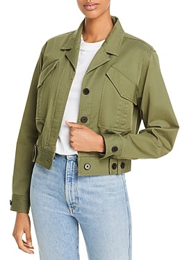 Derek Lam 10 Crosby Gwen Field Jacket