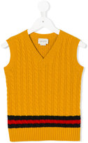 Gucci Kids - knitted top - kids - Wool - 4 yrs