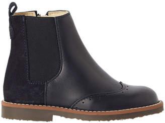 Jacadi Paris Leather Chelsea Boot