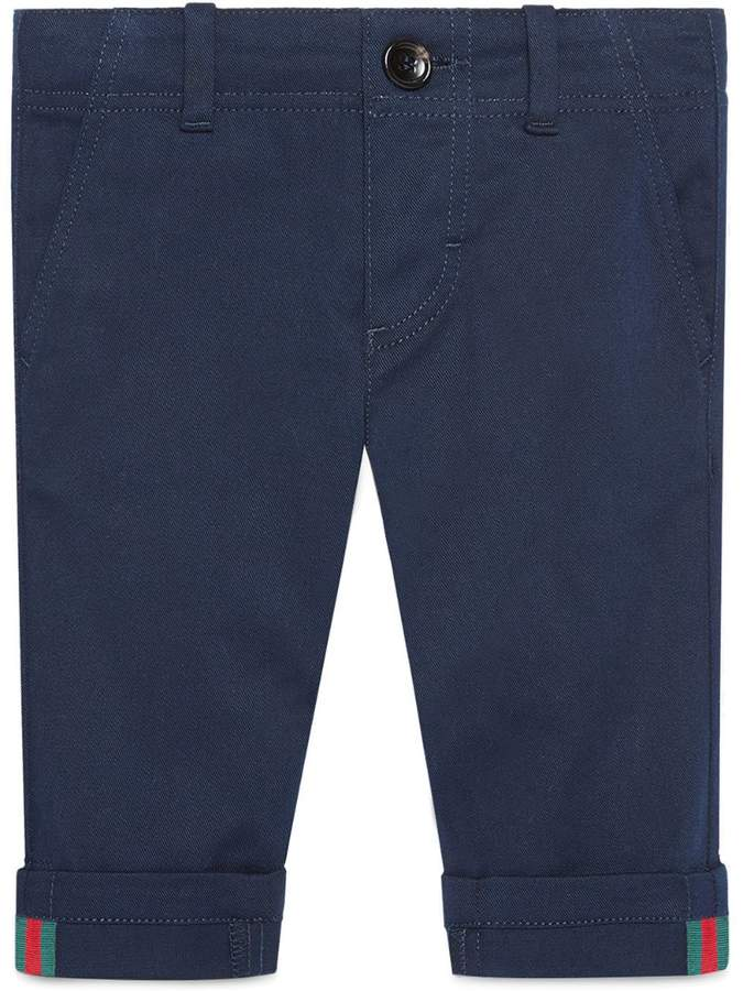 367d3acd8 Gucci Blue Boys' Pants - ShopStyle
