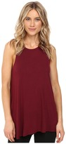 RVCA Label High Neck Tunic Tank Top