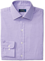 Polo Ralph Lauren Men's Classic-Fit Purple Check Dress Shirt