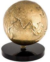 Bergdorf Goodman Brass Globe Sculpture