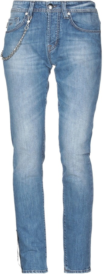 Tramarossa Denim pants - Item 42760257GI