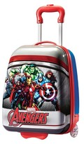 "American Tourister Marvel Hardside Carry On Luggage - Red/Blue (18"")"