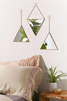 Urban Outfitters Triangle Mirror Set